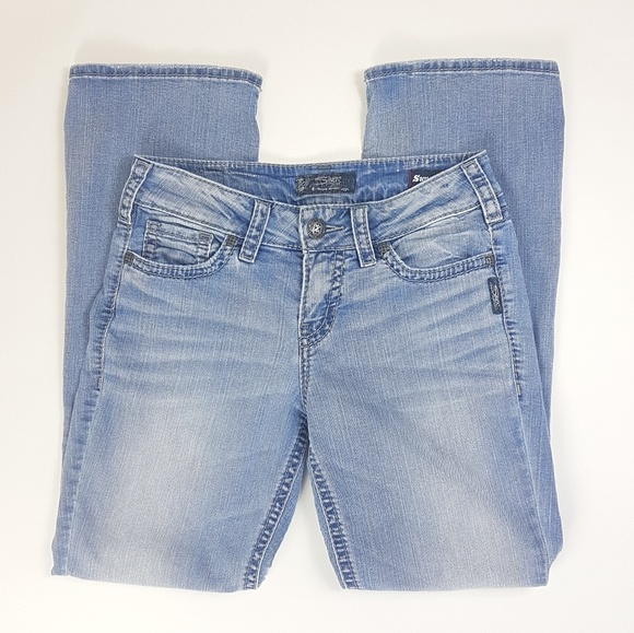 de105083 Silver Jeans Jeans | Bke Denim Pants Suki Slim Boot | Poshmark
